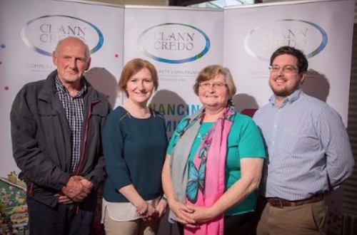 Clann Credo launches first workshop in Learn, Inspire, Share series in Sligo